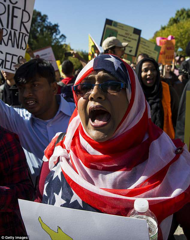 Nearly 1 in 5 Americans Would Deny Muslim Americans the Right to Vote, Study Claims