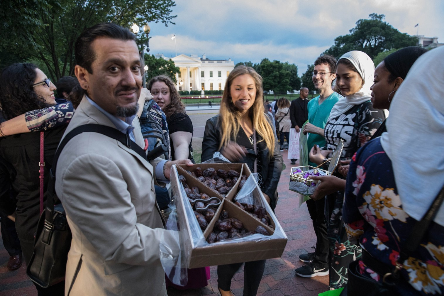 The 2018 Iftar Dinner at the White House Wasn't Really for American Muslims