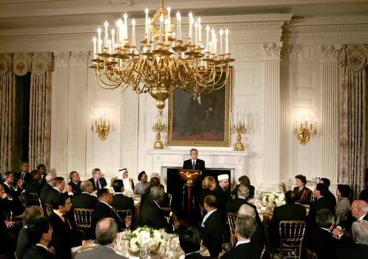 Trump's White House Iftar Is Missing Major American Muslim Groups