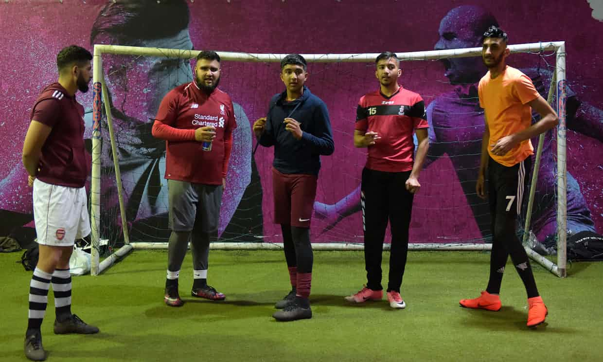 Football While Fasting: Life in the Ramadan Midnight League