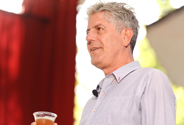 Anthony Bourdain Reveals the City You Should Visit Right Now