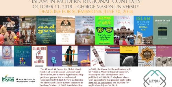 CFP) Second Annual Graduate Student Book Review Colloquium