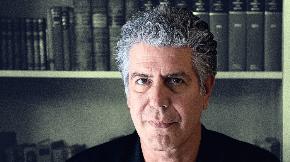 Brash, Swashbuckling, and Humane—Remembering Anthony Bourdain