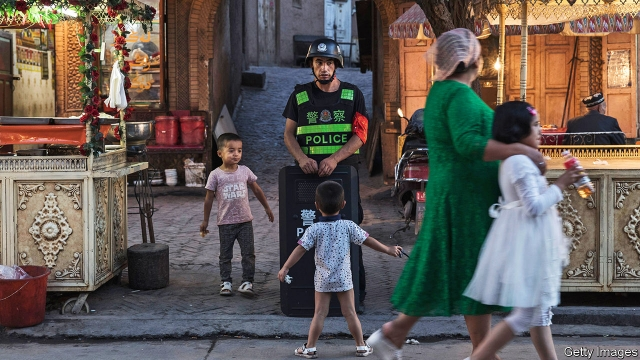 China has turned Xinjiang into a police state like no other