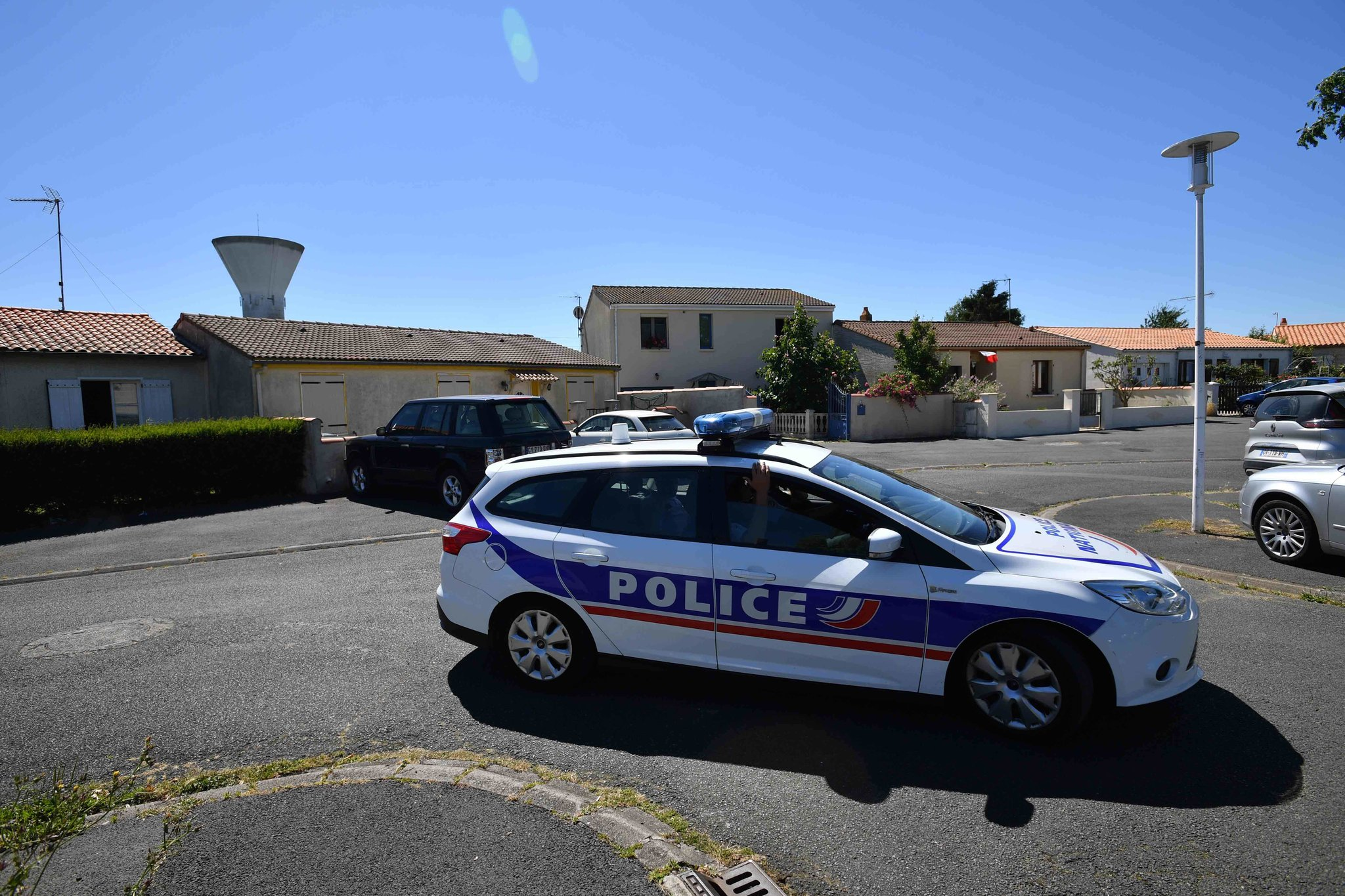 Far-Right Cell Plotted Attack on French Muslims, Authorities Say