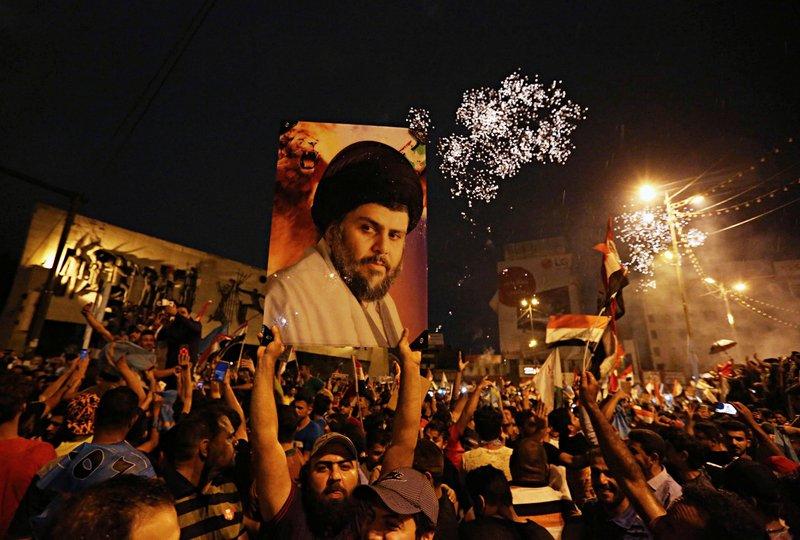 In About-Face, Iraq's Maverick Al-Sadr Moves Closer to Iran