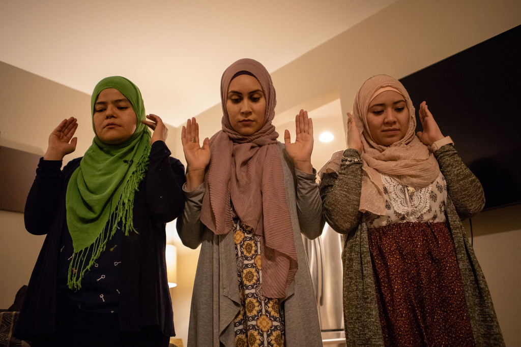 In Chicago and Elsewhere, Latinos Converting to Islam