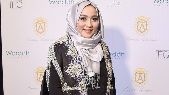 Indonesian designer Anniesa Hasibuan jailed for fraud