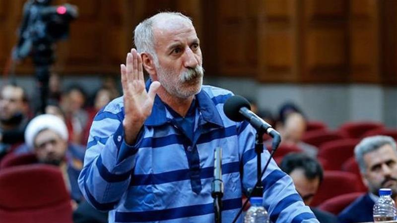 Iran Executes Sufi Man over Deadly Bus-Ramming
