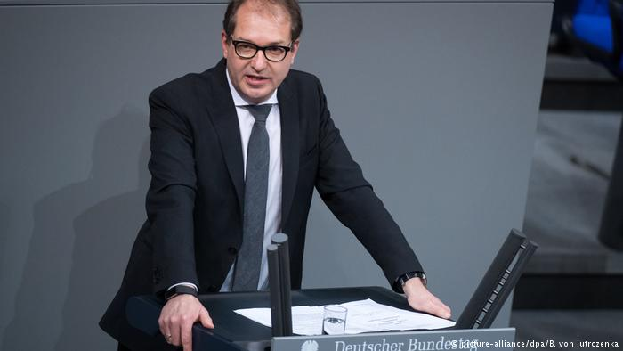 'Islam Shouldn't Culturally Shape Germany' - Alexander Dobrindt claims