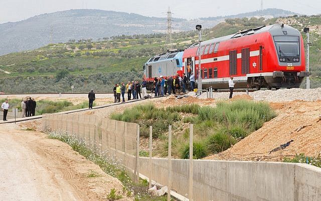 Israel to Begin Promoting Railway Linking Haifa Seaport with Saudi Arabia