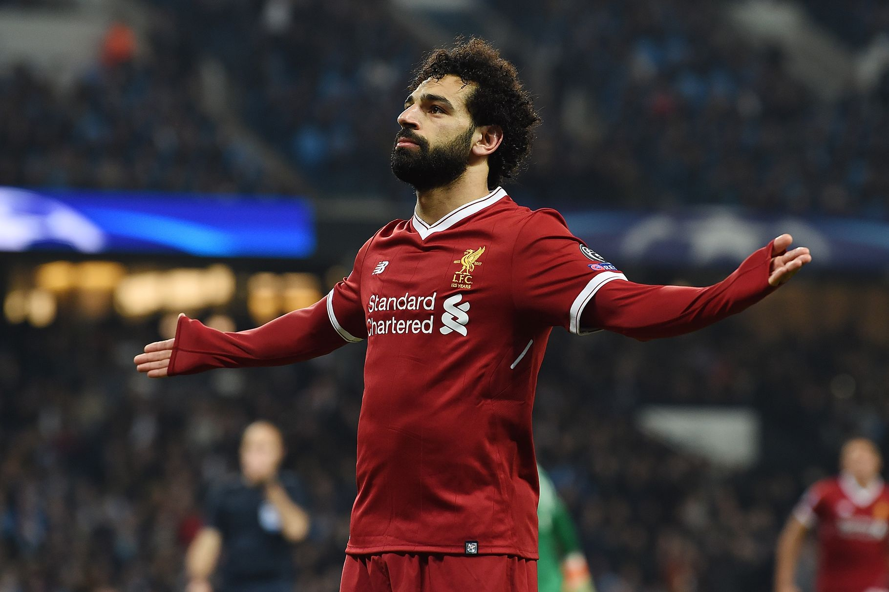 Soccer Star Mo Salah's Massive Popularity is Changing Perceptions of Muslims in the UK