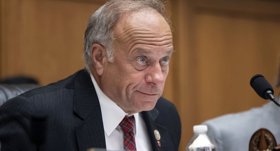 Steve King Singles Out Somali Muslims over Pork