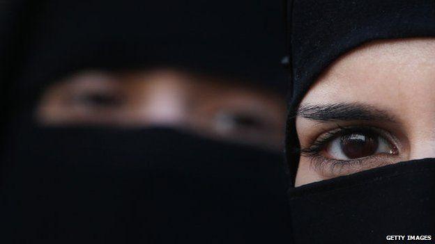 The Islamic veil across Europe