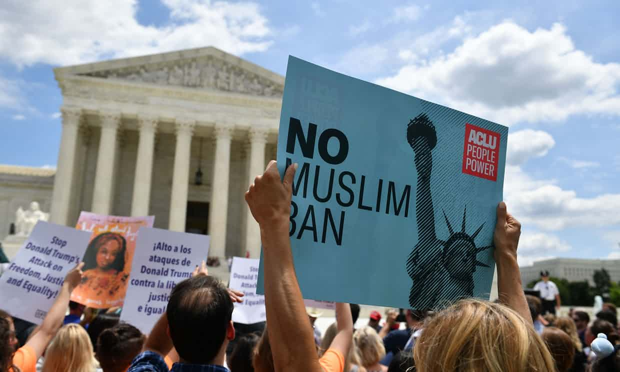 The Muslim Ban Ruling Legitimates Trump's Bigotry