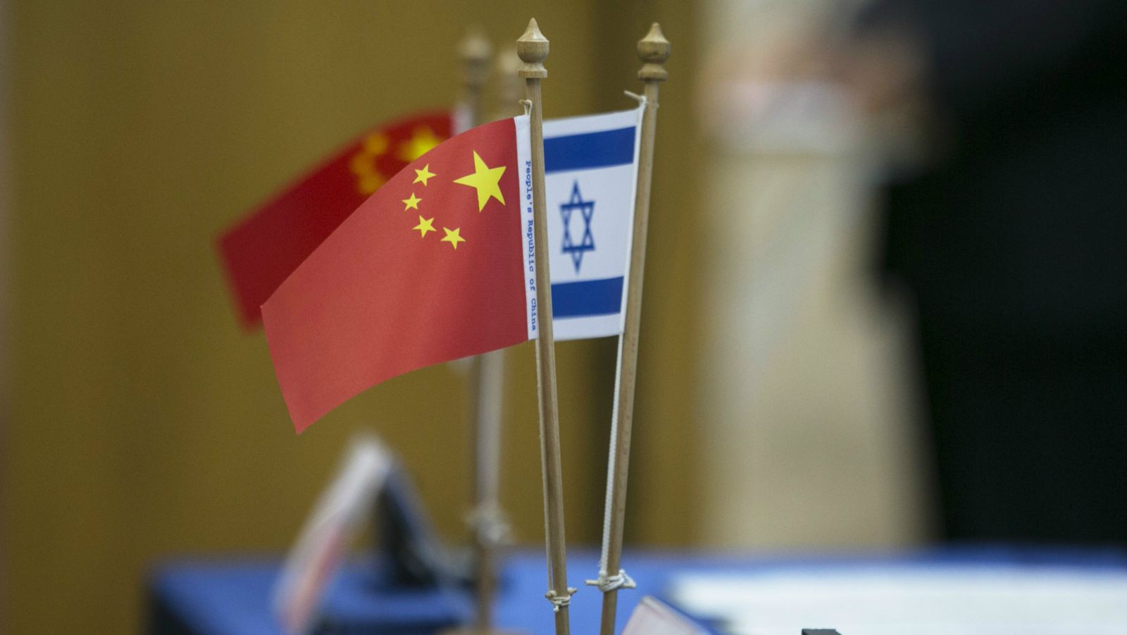 Israel's Very Popular On Chinese Social Media—Thanks To China's Online Islamophobia