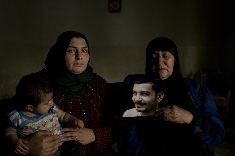 A Neighbor's Word Can Bring Death Sentence in Iraq IS Trials