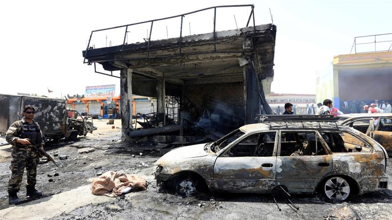 Afghanistan: At Least 10 Killed in Jalalabad Suicide Attack