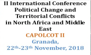 Political Change and Territorial Conflicts in North Africa and Middle East