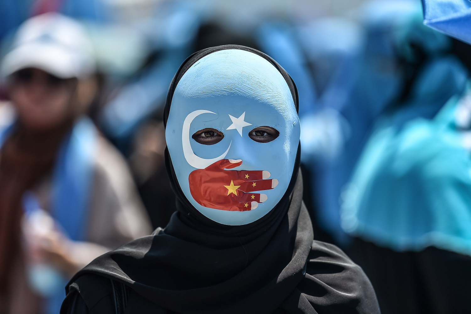Islamic Leaders Have Nothing to Say About China's Interment Camps for Muslims