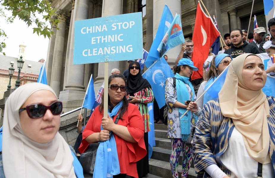 Patriotic Songs and Self-criticism: Why China is 'Re-educating' Muslims in Mass Detention Camps