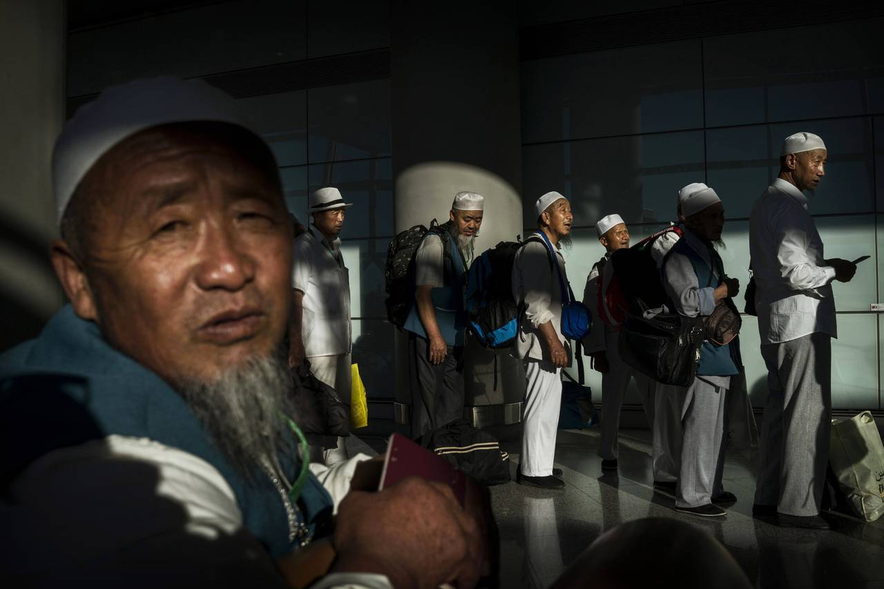 Chinese Surveillance Expands to Muslims Making Mecca Pilgrimage