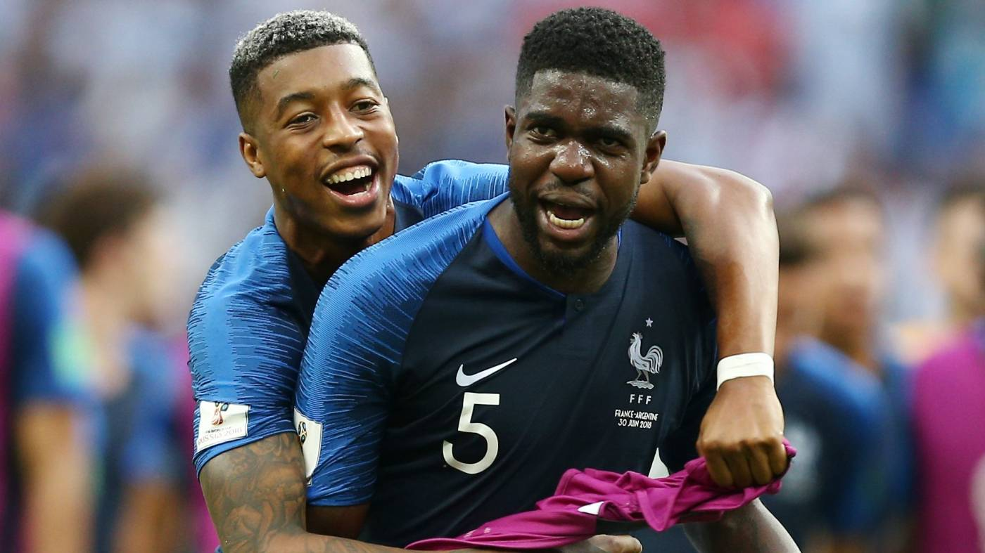France, the World Cup's Last Standing 'African' Team