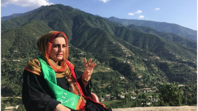 Change in Pakistan as Women Seize Right to Vote