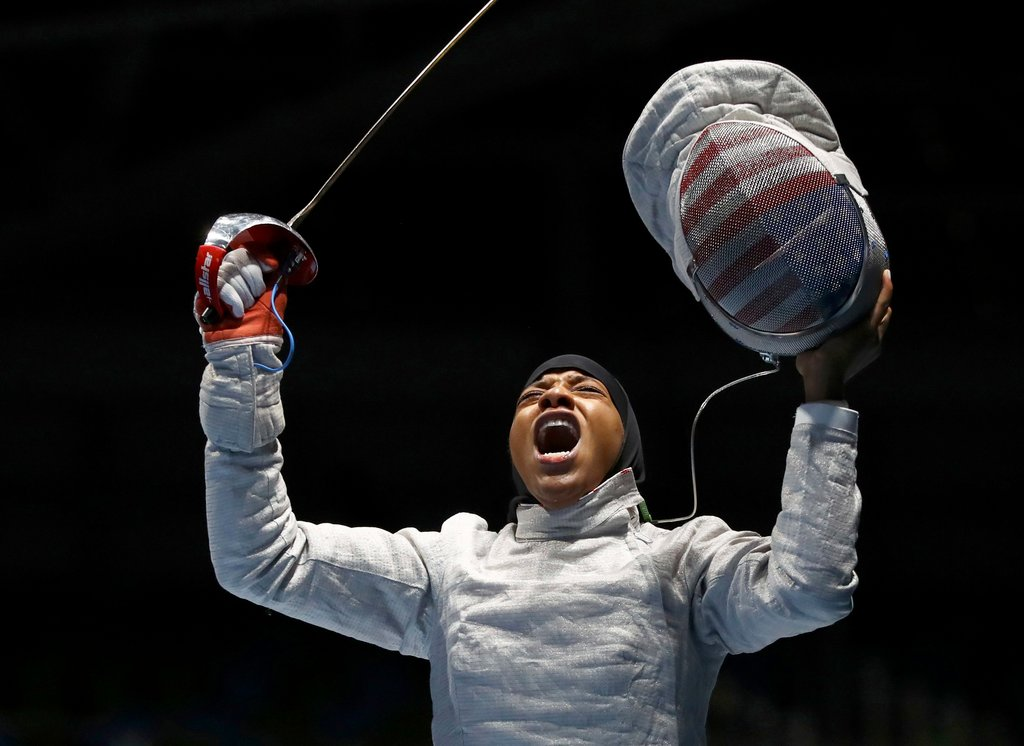 Ibtihaj Muhammad: The Olympic Fencer is Charting Her Own Path