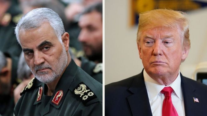 Iran General Warns Trump War Would 'Destroy All You Possess'