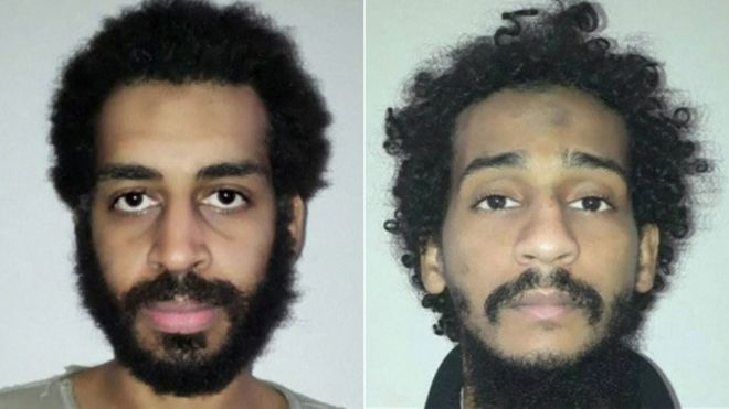 Islamic State 'Beatles' Duo: UK 'Will Not Block Death Penalty'