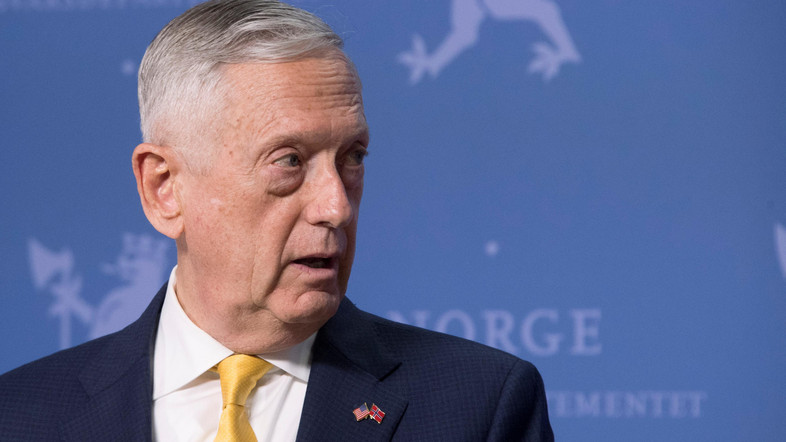 Mattis: US Goal to Change Iran Behavior in Middle East, Not Regime Change