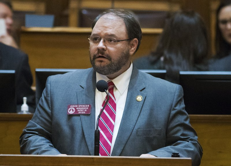 Georgia Lawmaker Uses Racial Slur, Drops Pants in TV Series