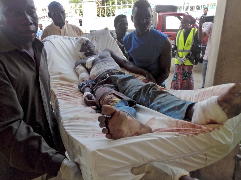 Mosque Suicide Bombing in North Nigeria Kills 7, Injures 7