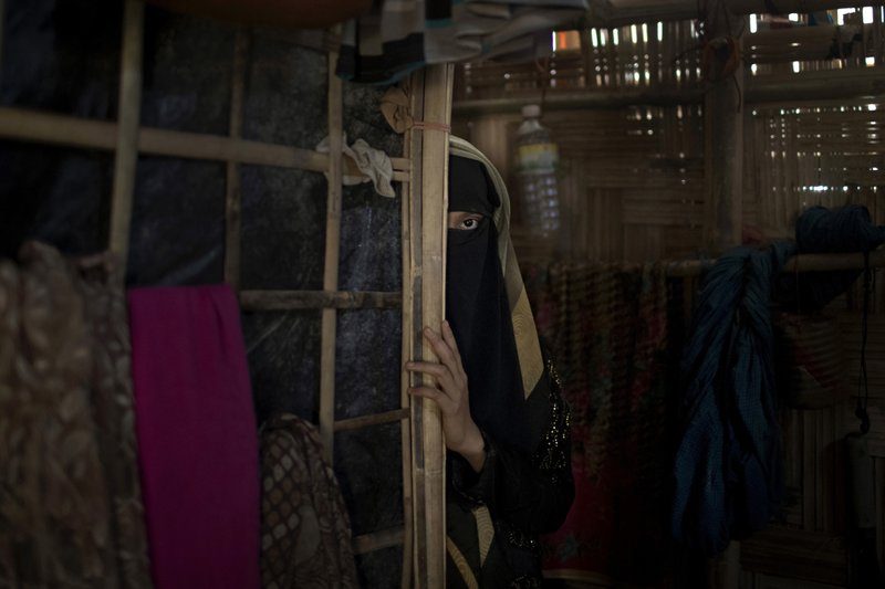 Out of the Shadows: Rohingya Rape Survivors' Babies Arrive
