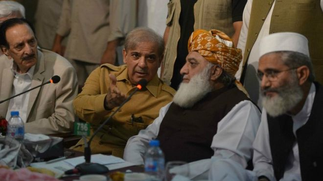 Pakistan Election: Rival Parties Reject Result and Call for New Poll