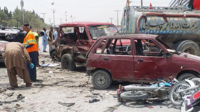 Pakistan Election: Dozens Killed on Voting Day