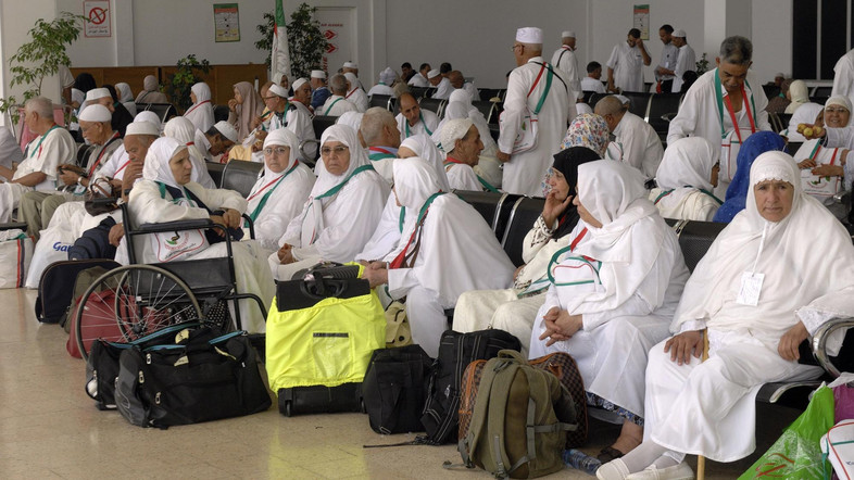 207,546 Pilgrims Reach Medina, Indonesians Top the List