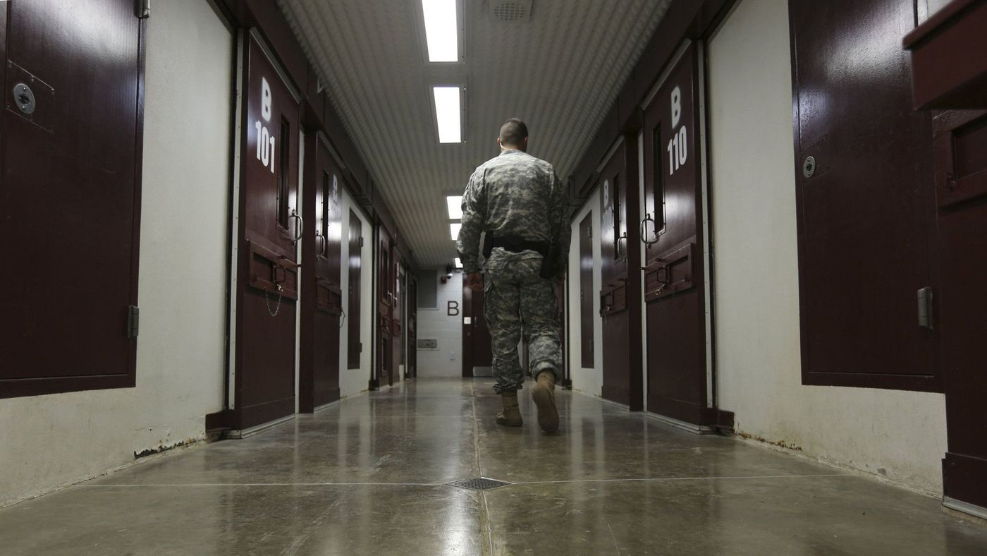 I'm Stuck in Guantanamo. The world Has Forgotten Me