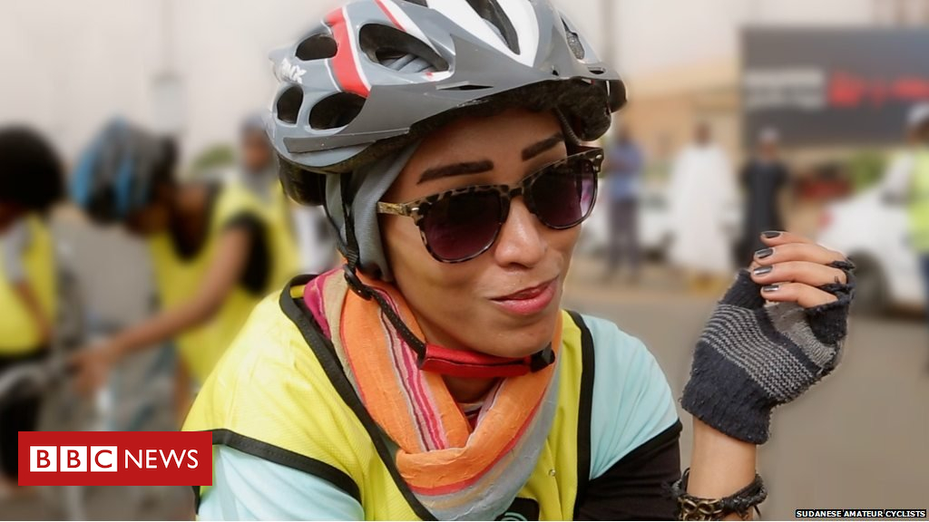 Challenging Sudan's Cycling Stigma