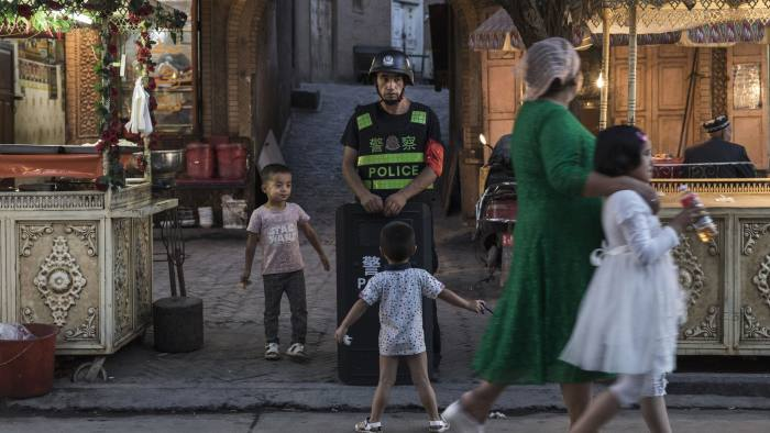Uighur Children Fall Victim to China Anti-Terror Drive
