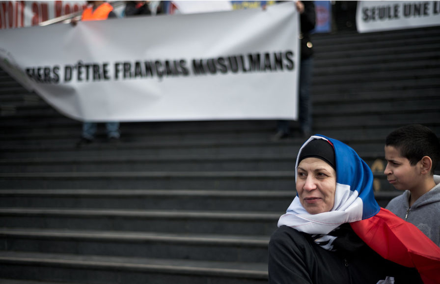 What a Foiled Plot to Execute Muslims Reveals About Islamophobia in France