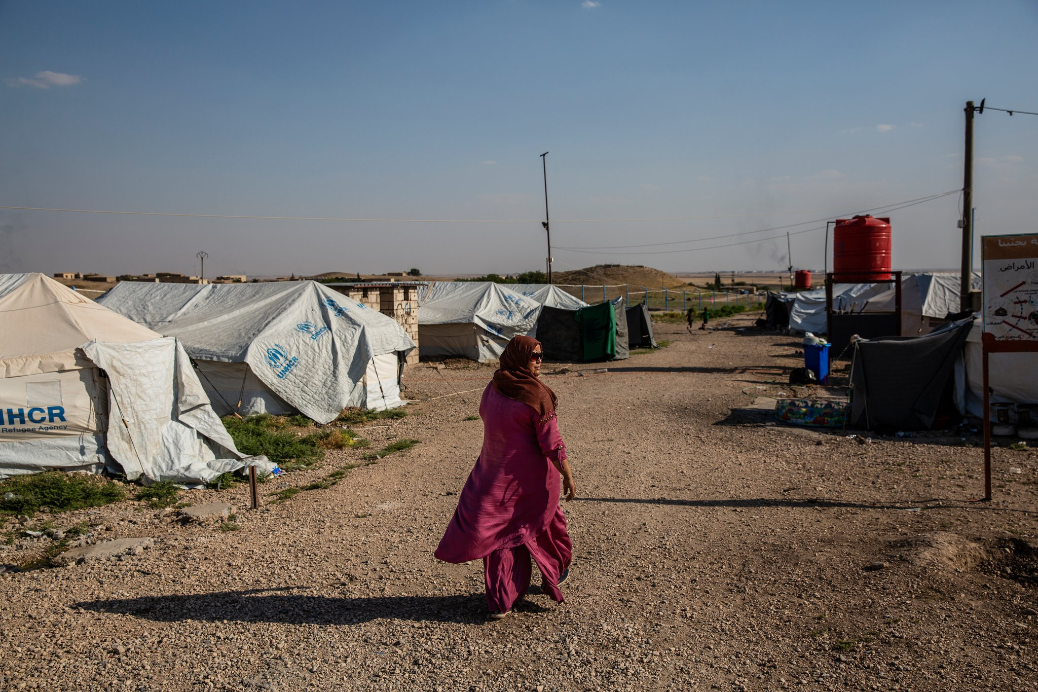Wives and Children of ISIS: Warehoused in Syria, Unwanted Back Home