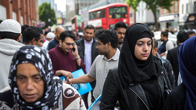 In Western Europe, Familiarity With Muslims is Linked to Positive Views of Muslims and Islam