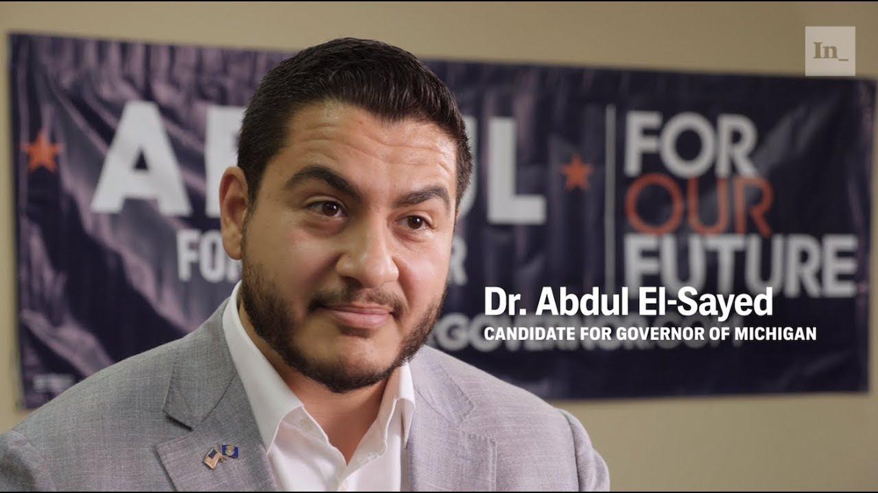 Video: Mehdi Hasan Interviews Abdul El-Sayed, Progressive Candidate in Michigan's Democratic Primary