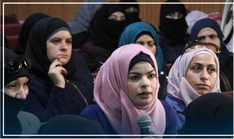Azaz Conference Explores Boosting Role of Syrian Women