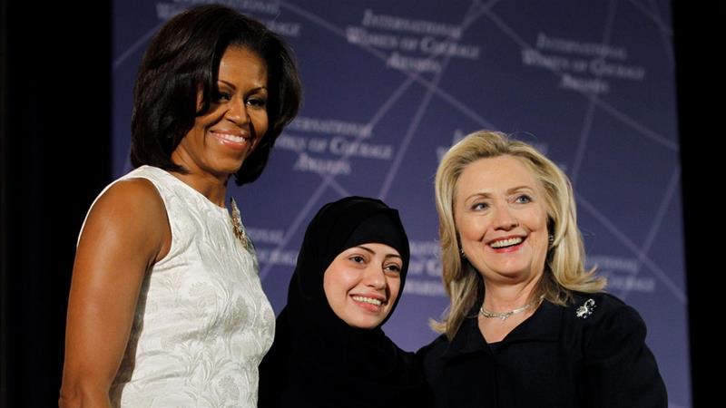 Saudi Arabia 'Arrests Two Women's Rights Activists'