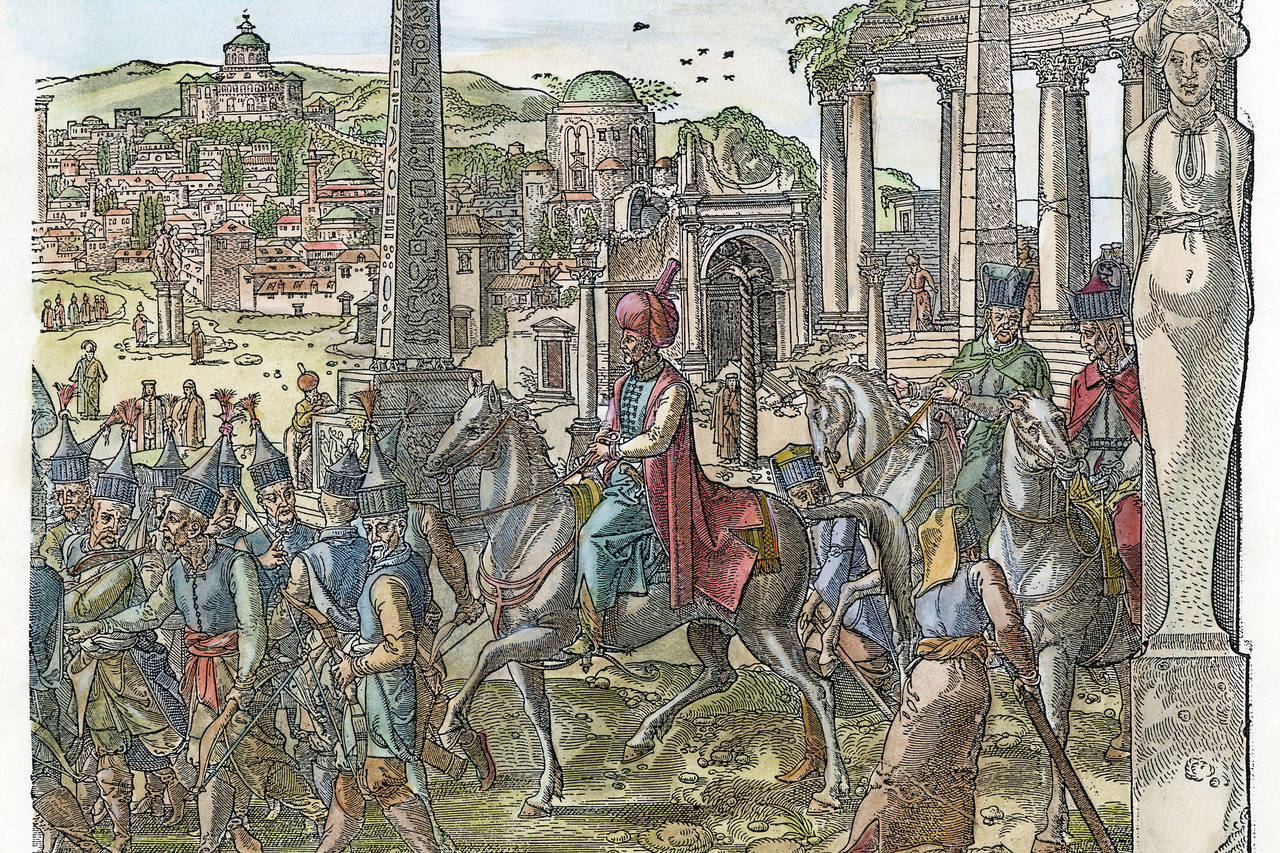 Crusade and jihad review conquest and conquerors