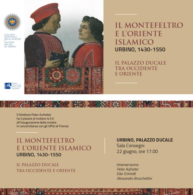 II Montefeltro e L'Oriente Islamico: Urbino, 1430-1550