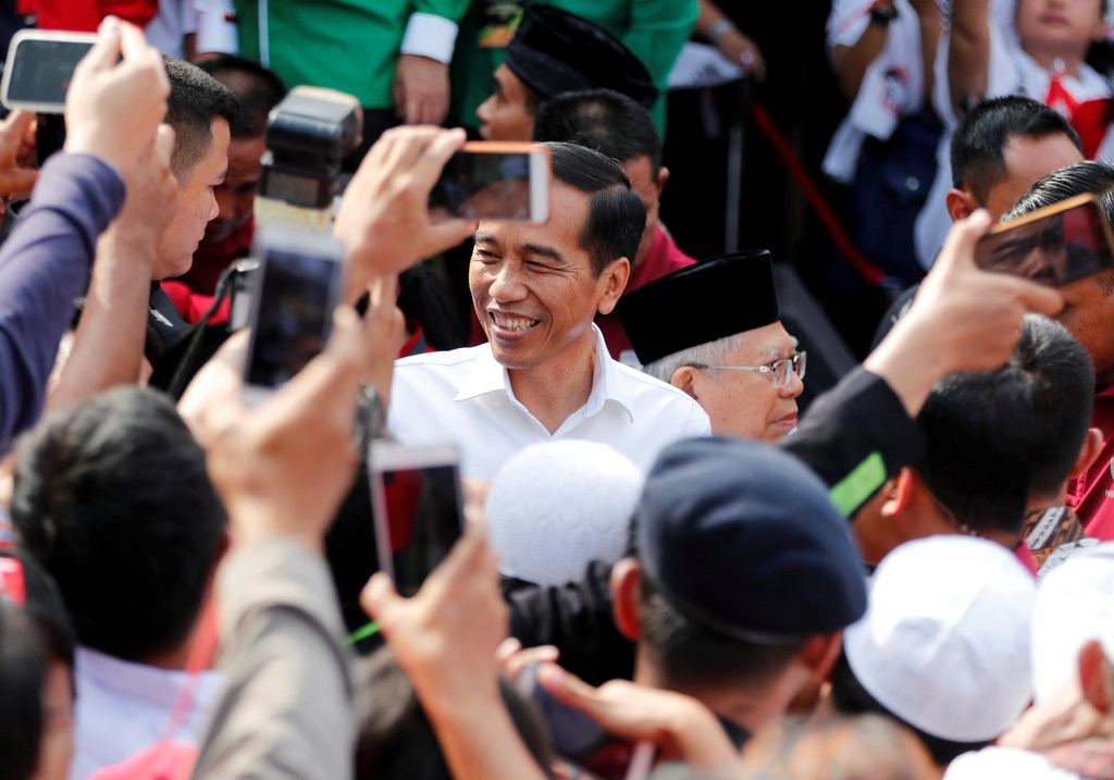 Indonesia's Presidential Race Takes Shape, in Shadow of Hard-Line Islam
